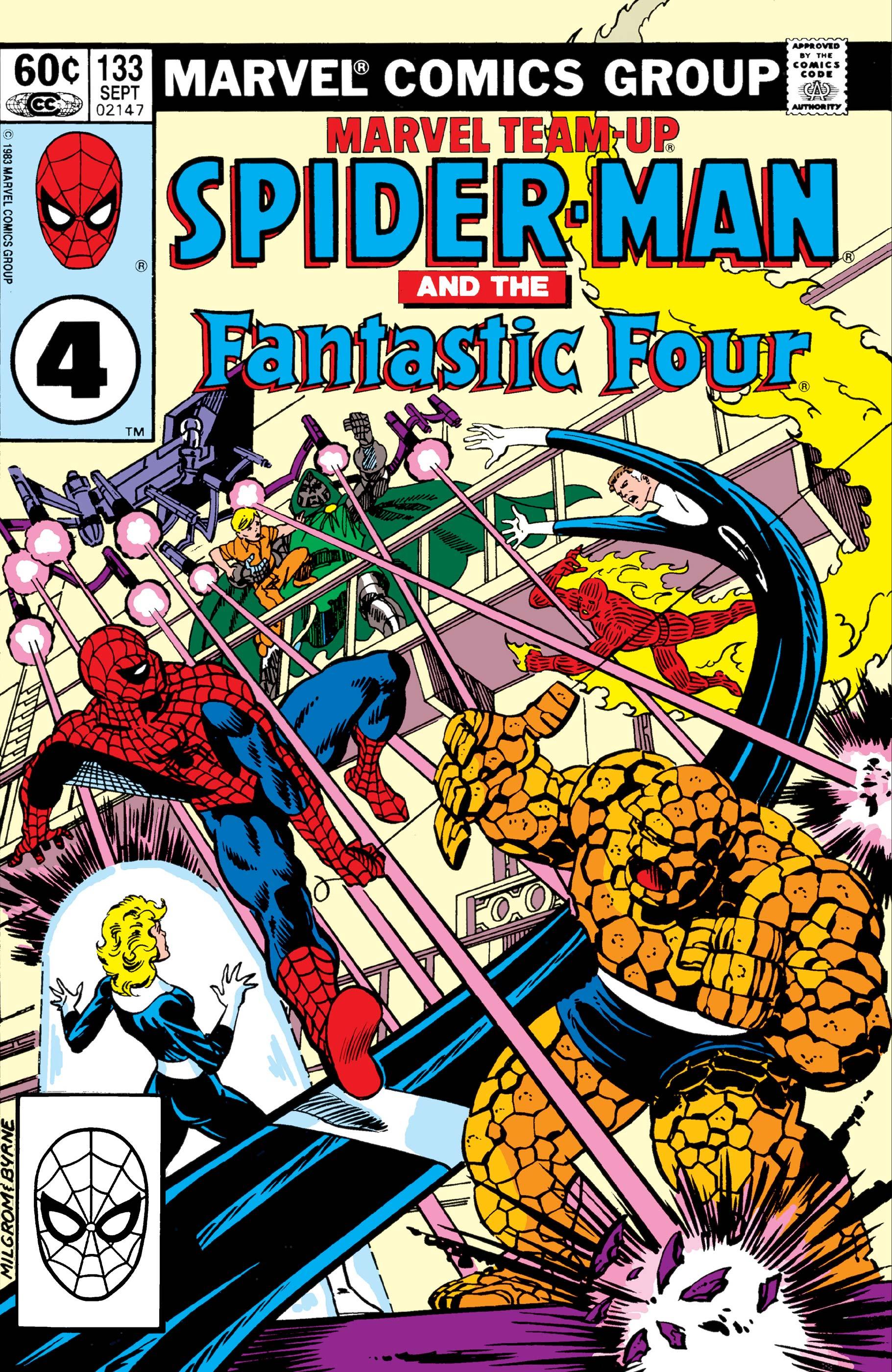 Marvel Team-Up (1972) #133