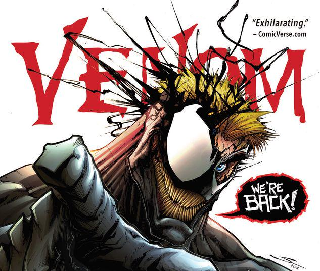 VENOM VOL. 1: HOMECOMING TPB #1