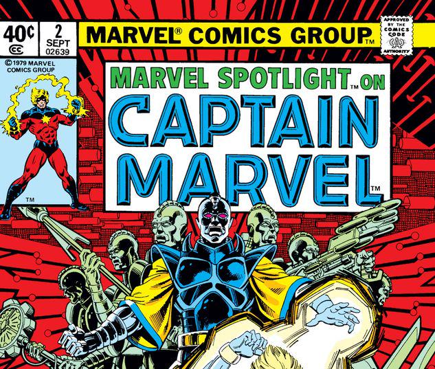 Marvel Spotlight #2