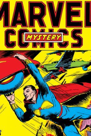 Marvel Mystery Comics (1939 - 1949)