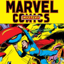 Marvel Mystery Comics