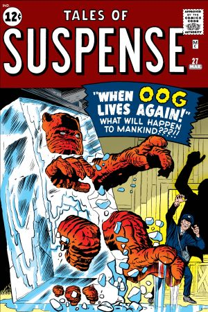 Tales of Suspense #27