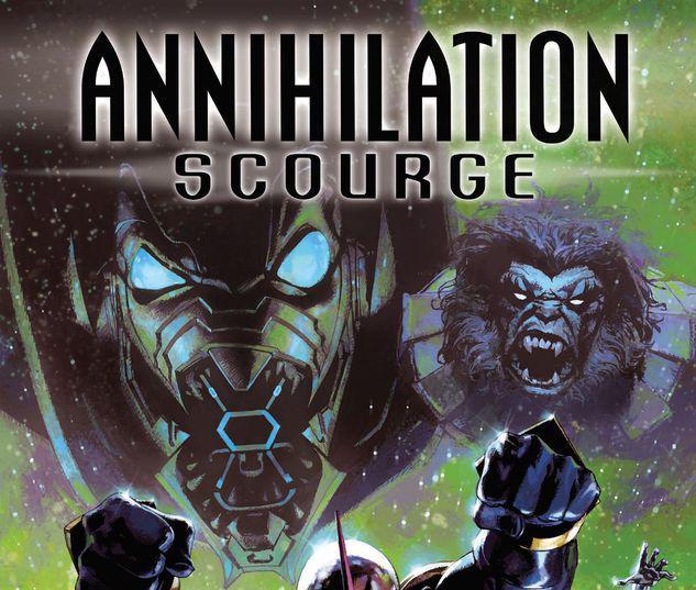 ANNIHILATION: SCOURGE TPB #1
