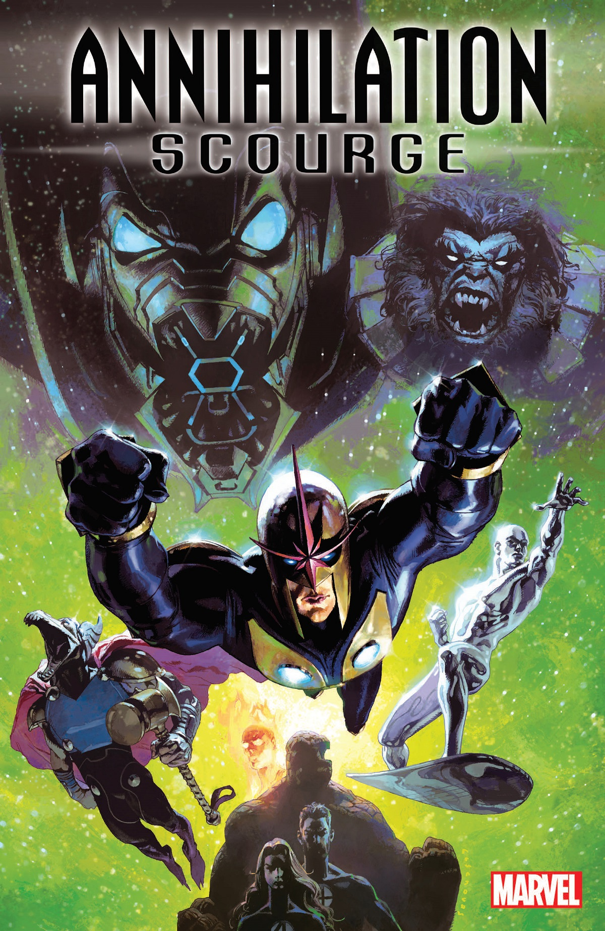 Annihilation: Scourge (Trade Paperback)