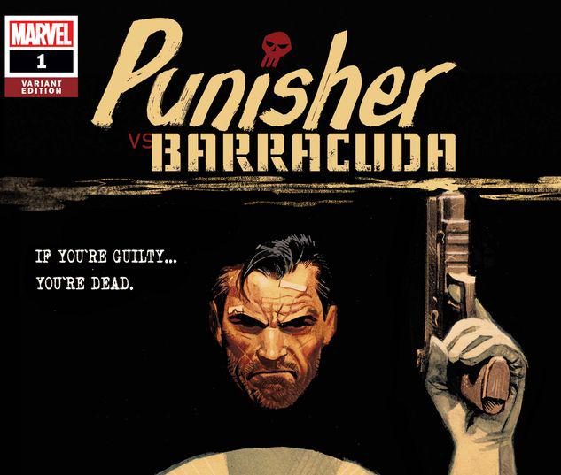 Punisher Vs. Barracuda #1