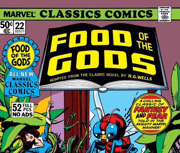 Marvel Classics Comics Series Featuring #22