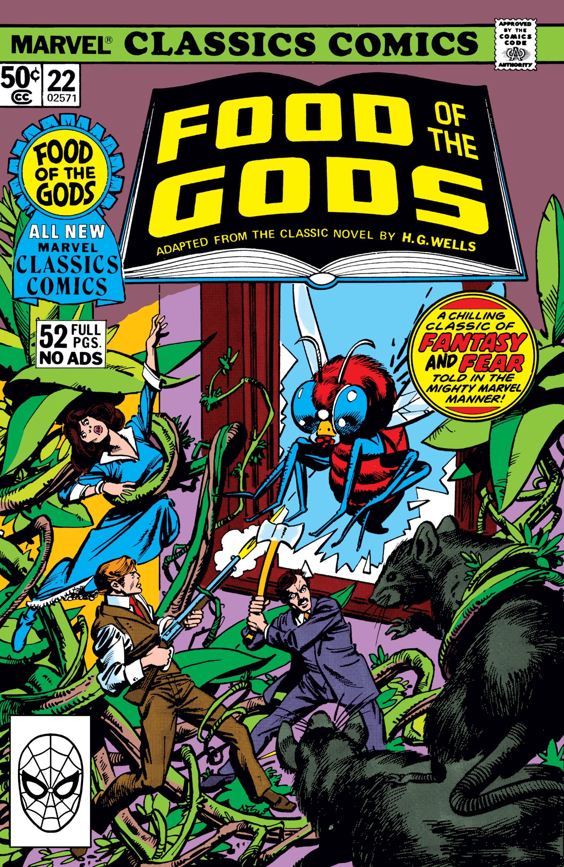 Marvel Classics Comics Series Featuring (1976) #22