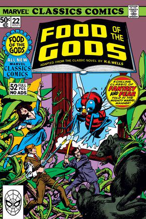 Marvel Classics Comics Series Featuring #22