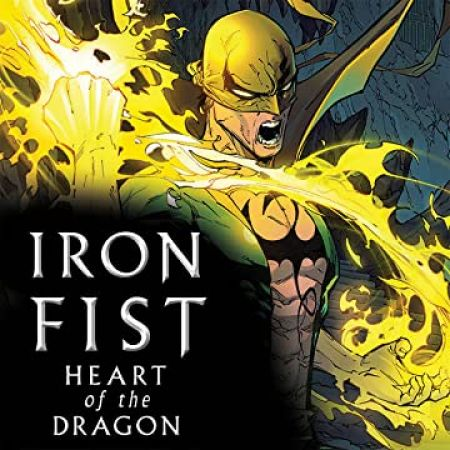 Iron Fist: Heart of the Dragon (2021 - Present)