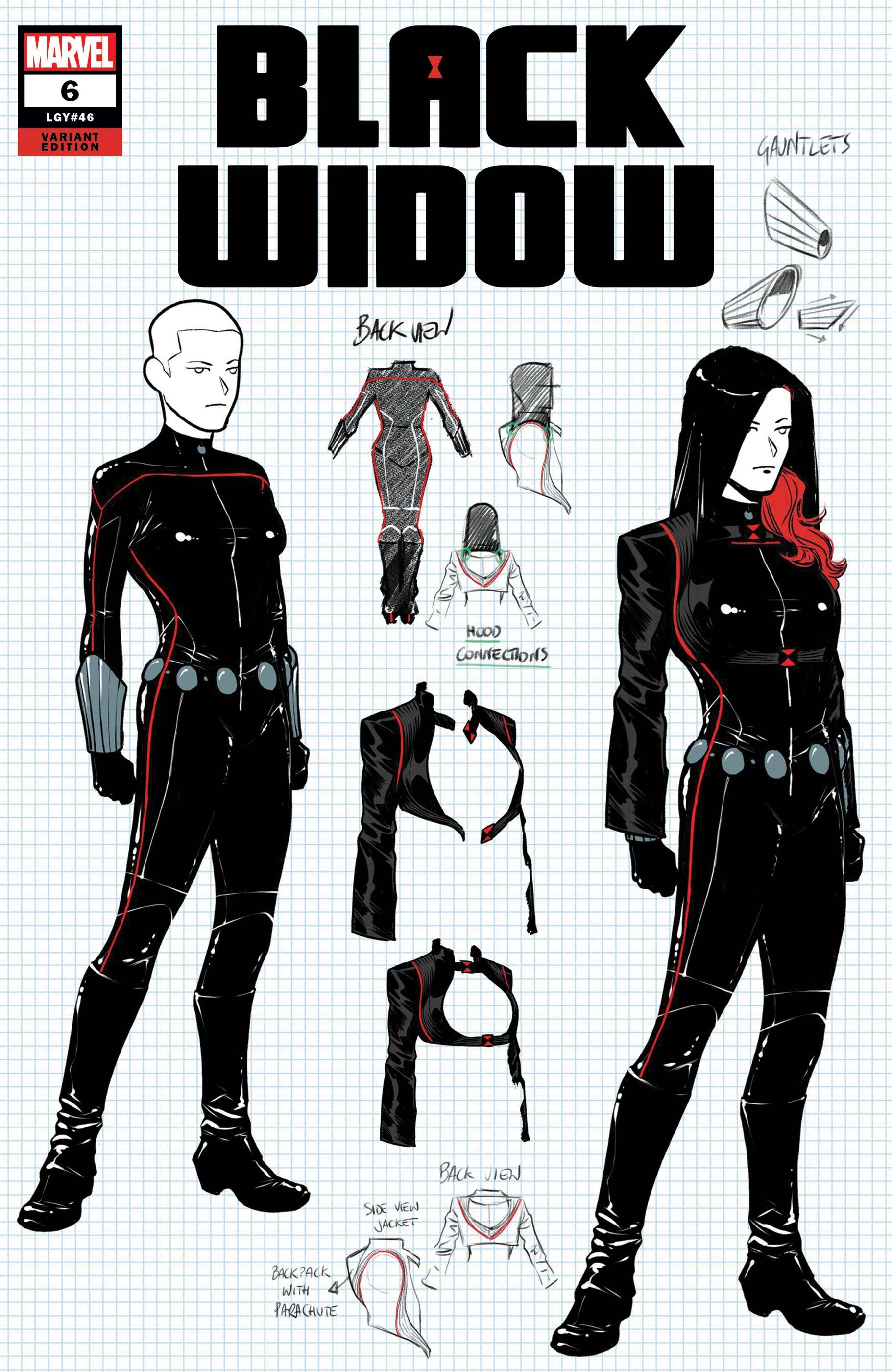 Black Widow (2020) #6 (Variant)