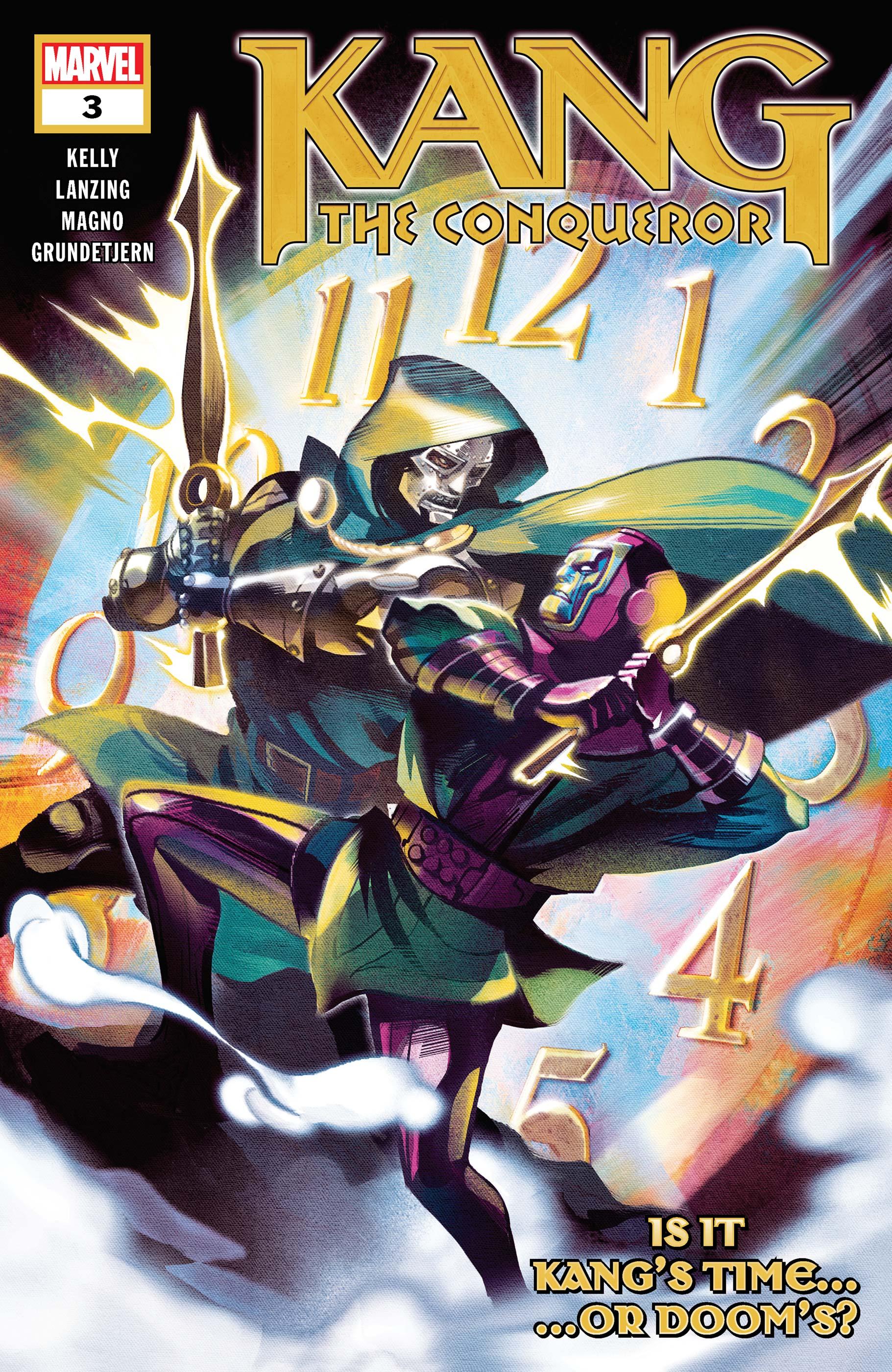 Kang the Conqueror (2021) #3