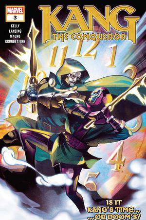 Kang the Conqueror #3
