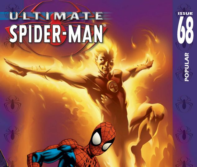 Ultimate Spider-Man (2000) #68