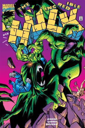 Incredible Hulk (1999) #13