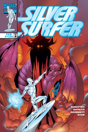 Silver Surfer (1987) #136