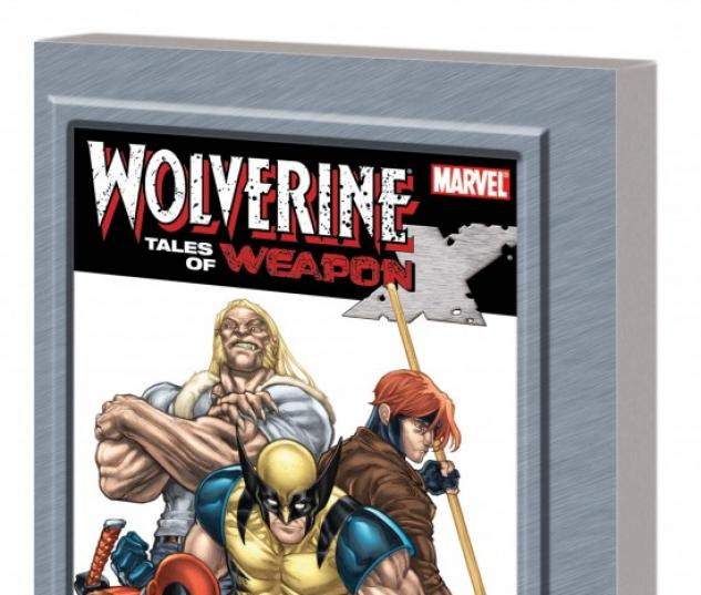 WOLVERINE: TALES OF WEAPON X GN-TPB