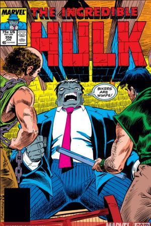 Incredible Hulk #356
