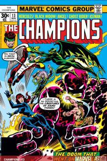Champions (1975) #13
