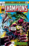 CHAMPIONS #13 COVER