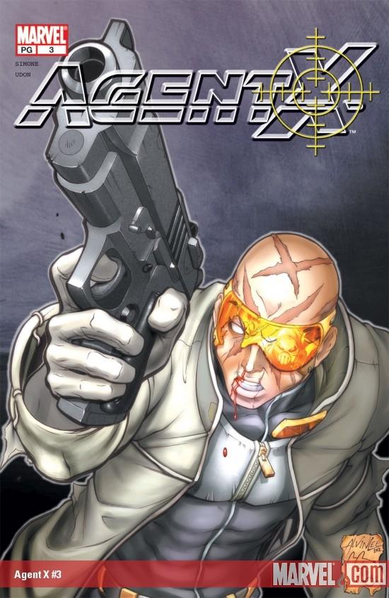 Agent X (2002) #3