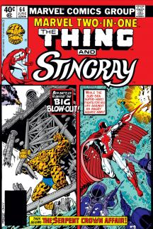 Marvel Two-in-One (1974) #64