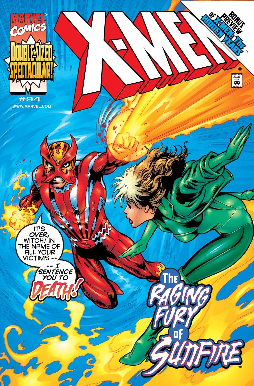 X-Men (1991) #94