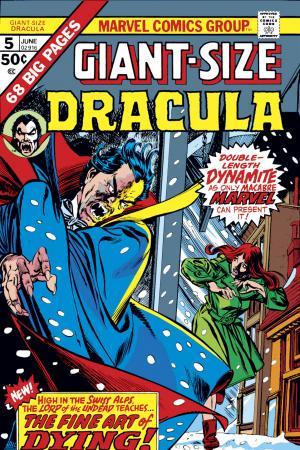 Giant-Size Dracula (1974) #5