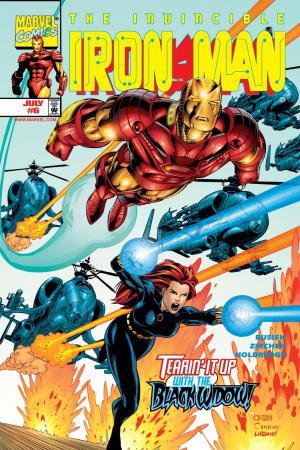 Iron Man (1998) #6