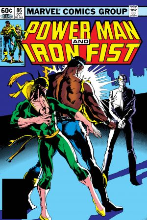 Power Man and Iron Fist (1978) #86
