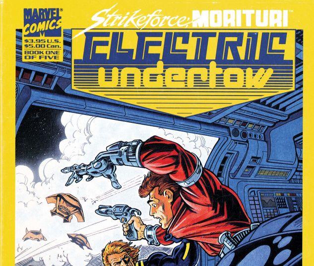 Strikeforce Morituri: Electric Undertow