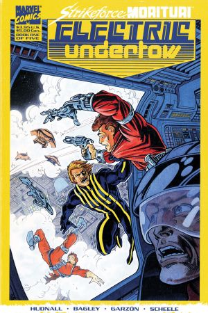 Strikeforce Morituri: Electric Undertow (1989) #1