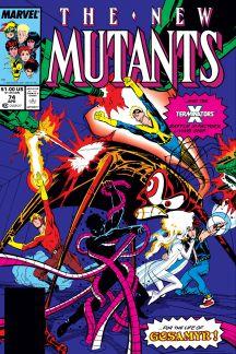 New Mutants (1983) #74