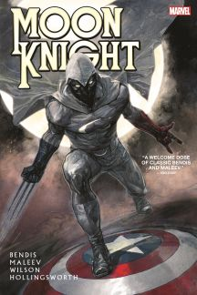 Moon Knight by Brian Michael Bendis & Alex Maleev (Hardcover)