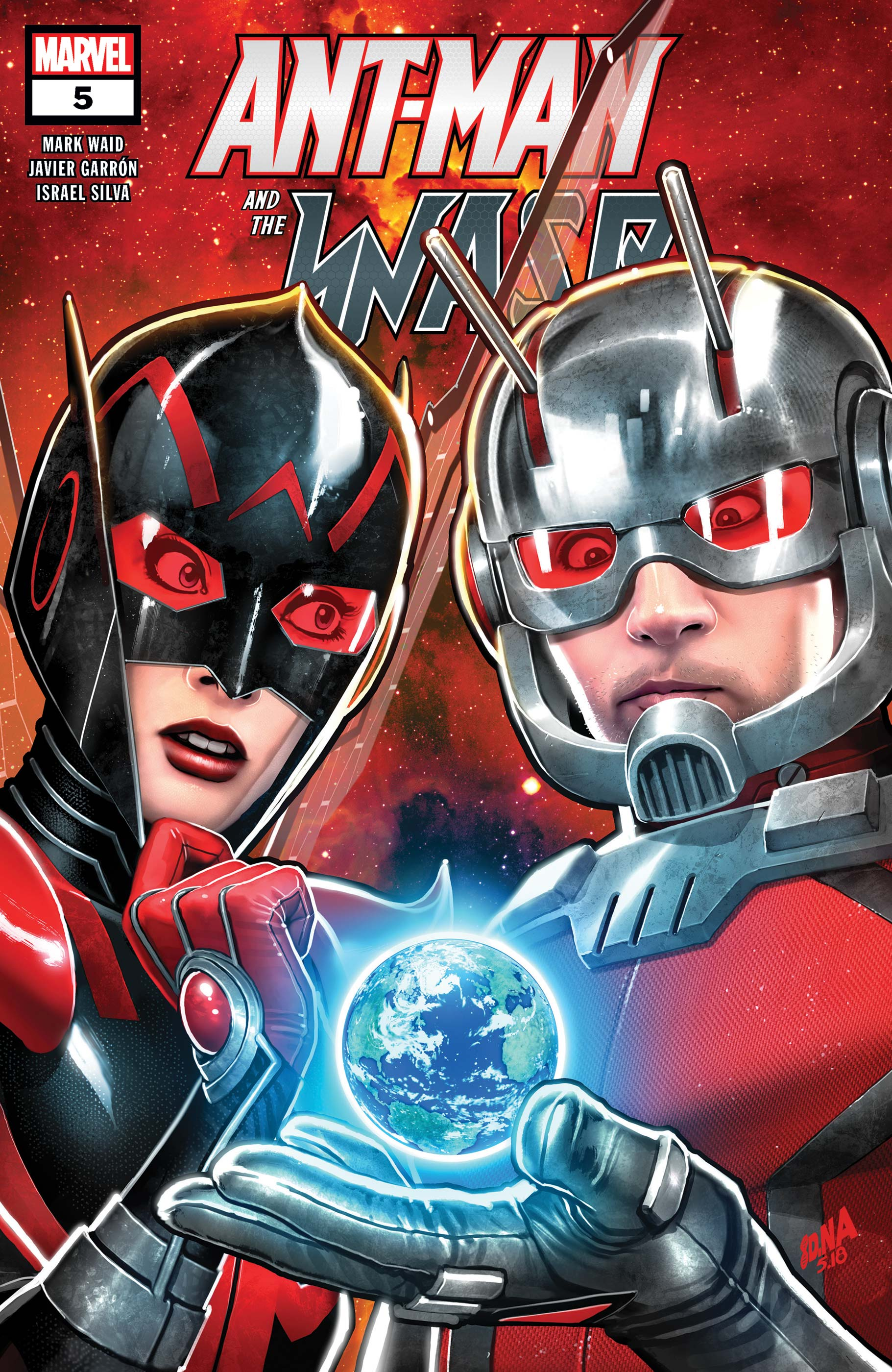 Ant-Man & the Wasp (2018) #5