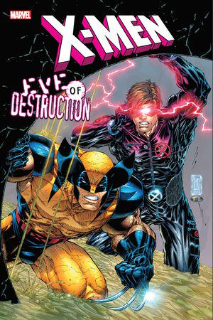 X-Men: Eve Of Destruction (Hardcover)