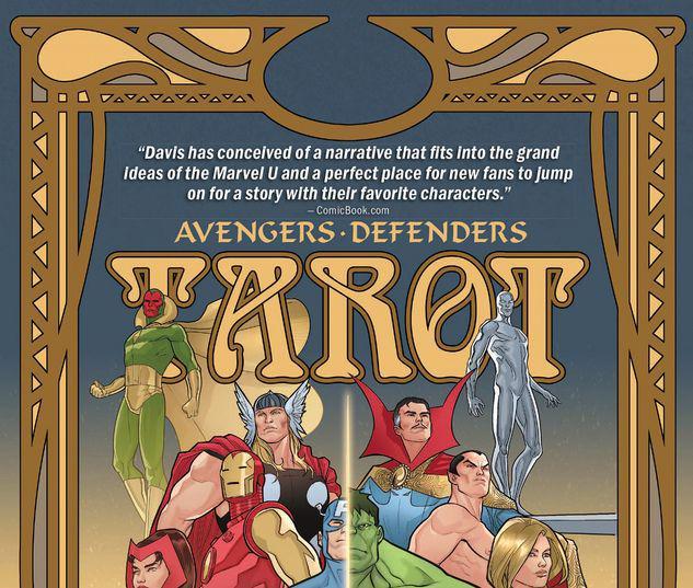 TAROT: AVENGERS/DEFENDERS TPB #1