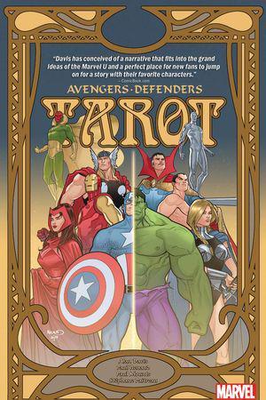 Tarot: Avengers/Defenders (Trade Paperback)
