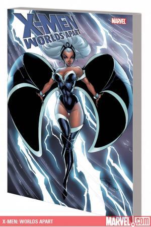 X-Men: Worlds Apart (Trade Paperback)