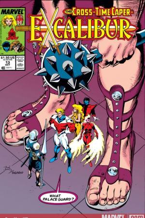 Excalibur (1988) #13