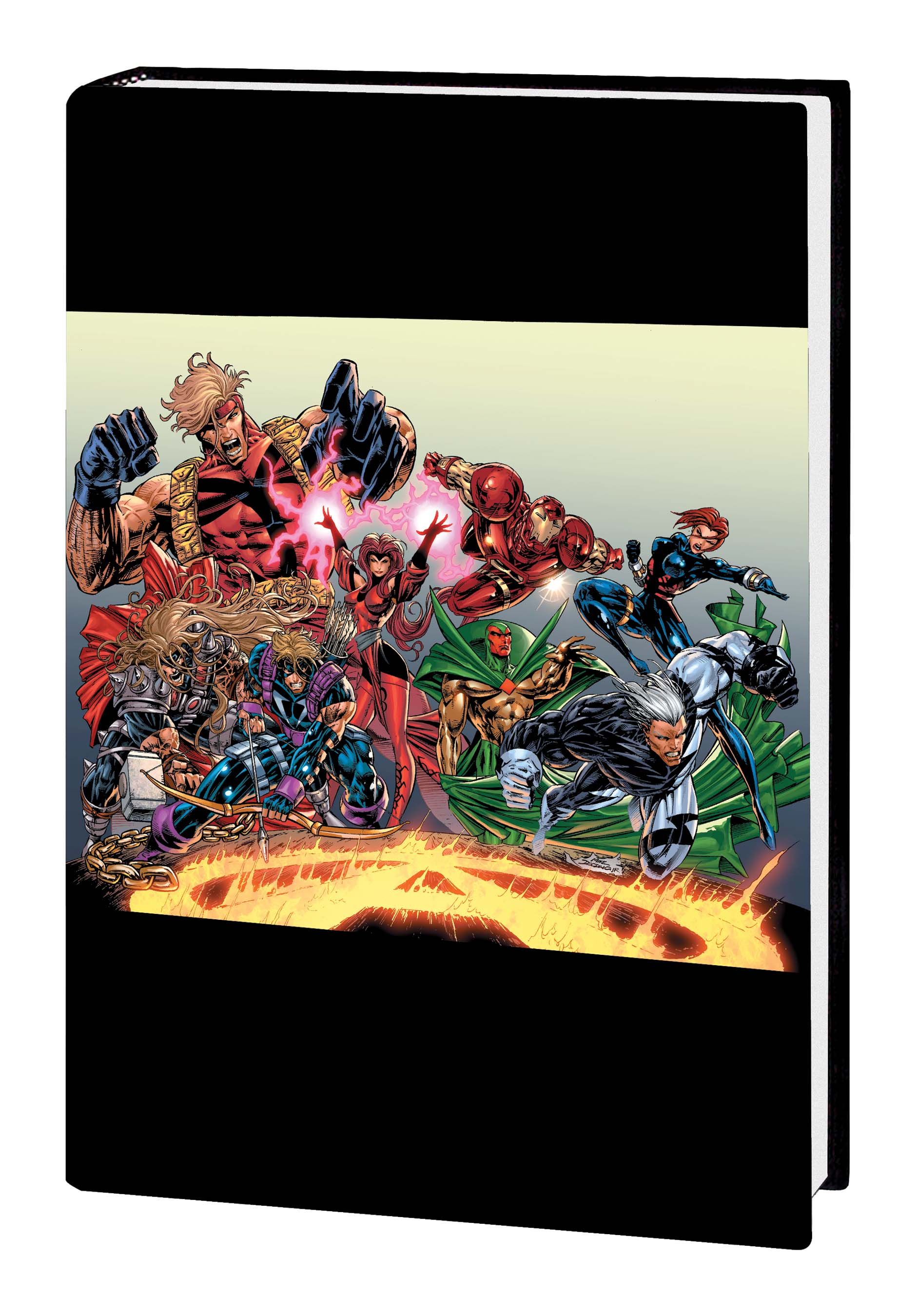 Avengers: The Crossing Omnibus (Hardcover)