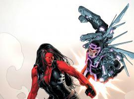 Red She-Hulk #59 Cover
