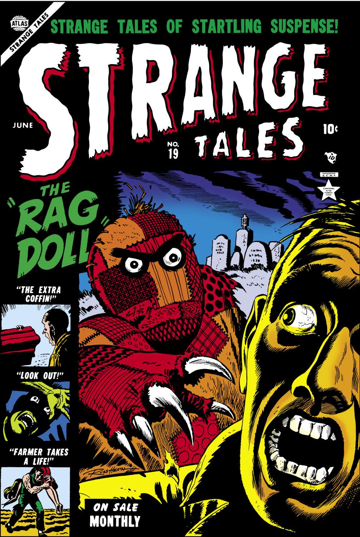 Strange Tales (1951) #19