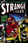 Strange Tales (1951) #19 Cover