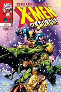 Uncanny X-Men (1963) #354