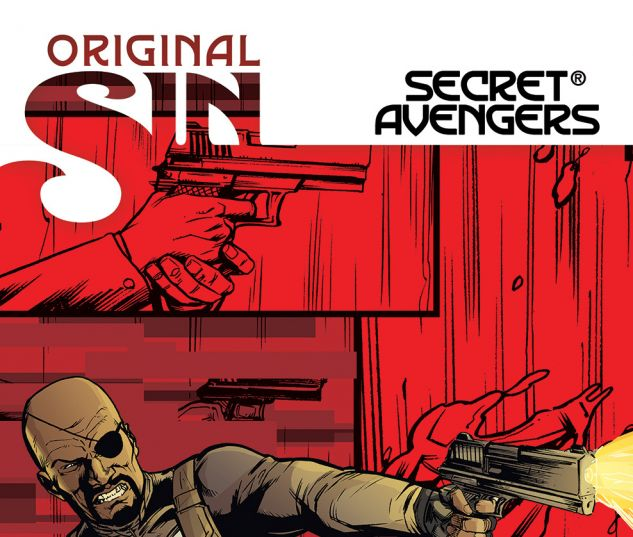 Original Sin: Secret Avengers Infinite Comic (2014) #2