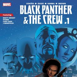 Black Panther and the Crew (2017 - Present)