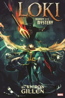 Loki: Journey into Mystery by Kieron Gillen (Hardcover)