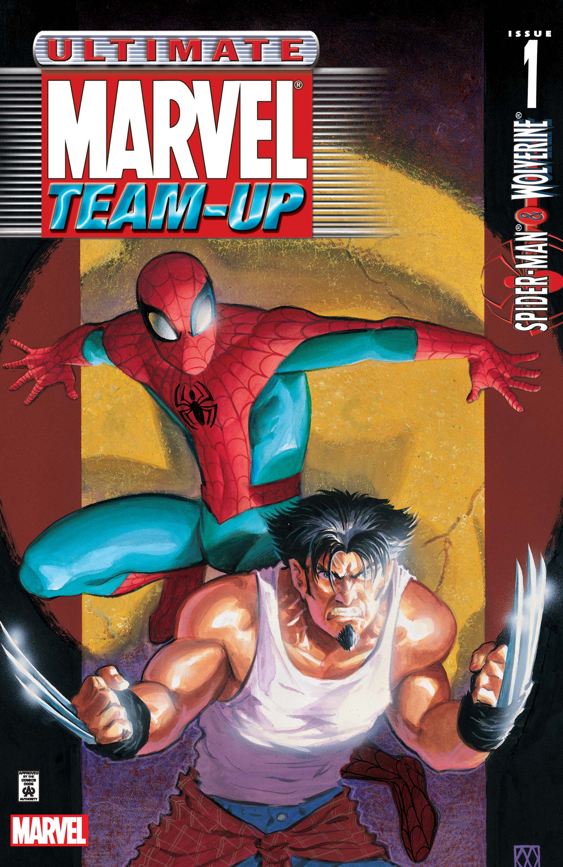 Ultimate Marvel Team-Up (2001) #1
