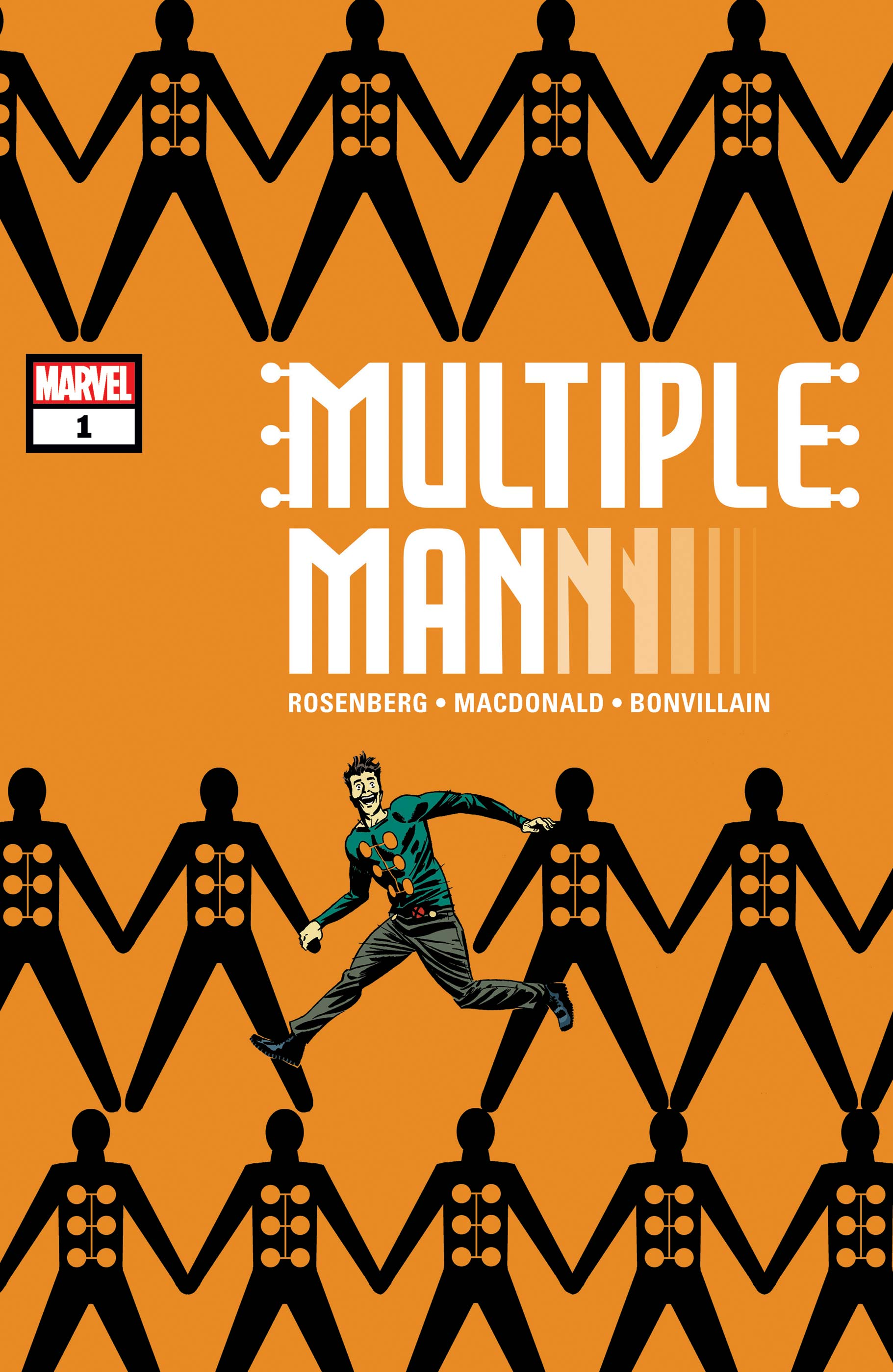 Multiple Man (2018) #1