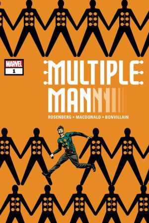 Multiple Man #1